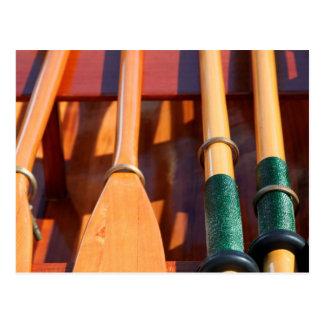 Port Townsend, Wooden Boat Festival Postcard