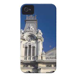Port Vell, historic port area buildings iPhone 4 Case