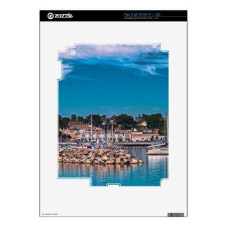 Port Washington Marina Quite Skins For The iPad 2