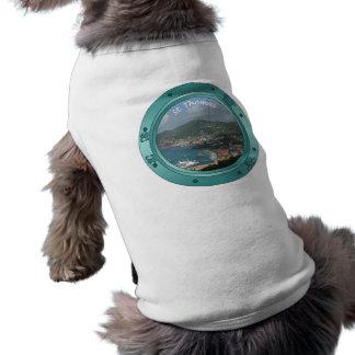 Porta de St Thomas Camiseta De Perro