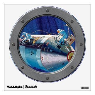 Porta del módulo de comando de Apolo 15