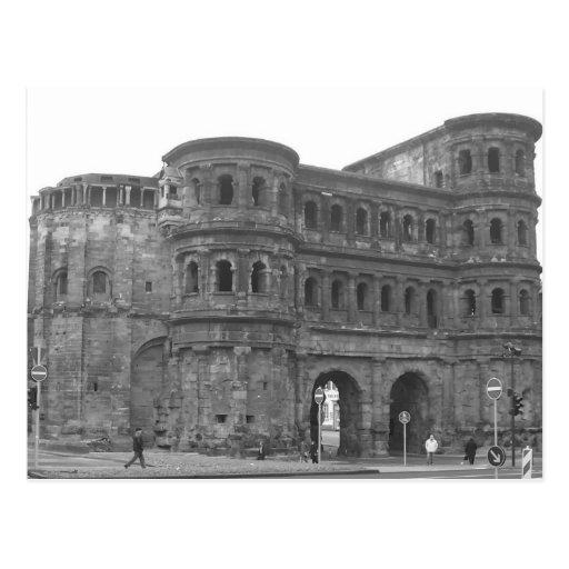 Porta Nigra Postcard