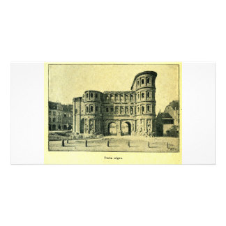 Porta Nigra, Trier, Treve Picture Card