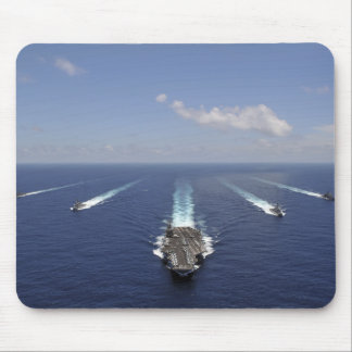 Portaaviones USS Abraham Lincoln Tapete De Ratón