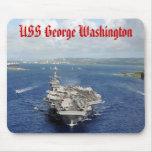 Portaaviones USS George Washington Mousepad Alfombrilla De Raton