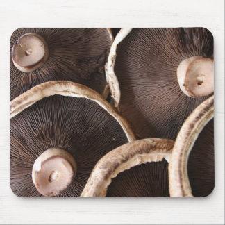 Portabello Mushrooms Mousepad