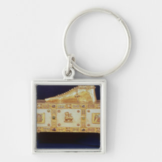 Portable altar of St. Andrew 2 Keychain