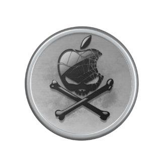 Portable Audio Mac Skull Bluetooth Speaker