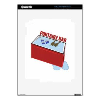 Portable Bar Skins For iPad 2