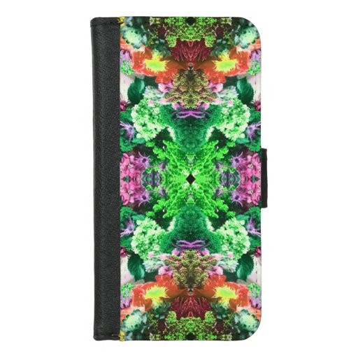 Portable Garden iPhone 8/7 Wallet Case