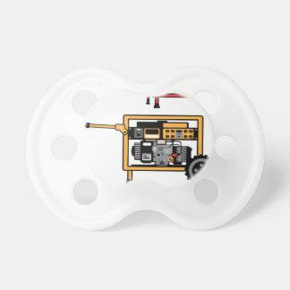 Portable Generator vector Pacifier