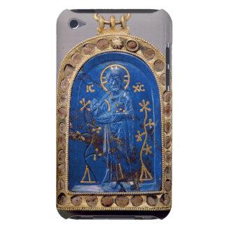 Portable Icon, probably medieval (lapis lazuli) iPod Case-Mate Case