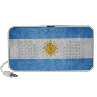 "Portable loudspeaker ""ARGENTINA "" Travel Speakers"