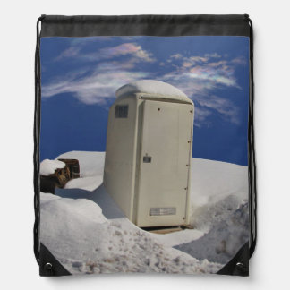Portable Potty ~ Backpack