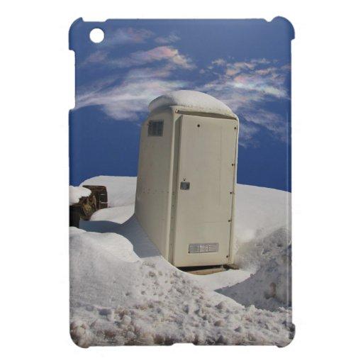Portable Potty ~ iPad Mini case