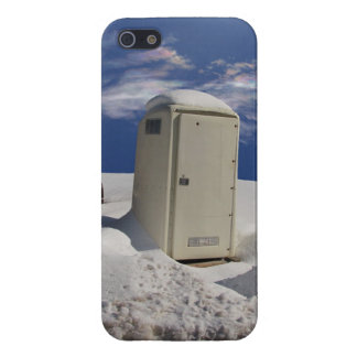 Portable Potty ~ iPhone 5 Savvy case