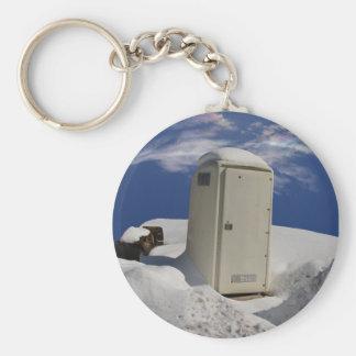 Portable Potty ~ keychain