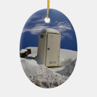 Portable Potty ~ ornament