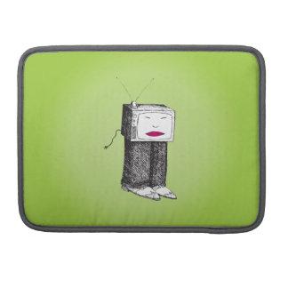 "Portable TV 13"" MacBook Pro Sleeves"