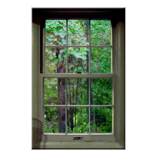 Portable Window Poster