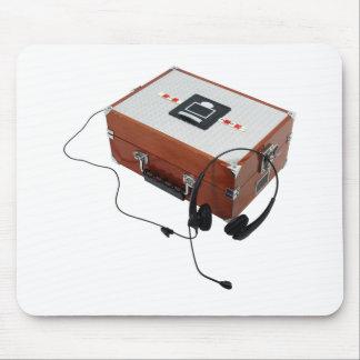 PortableCommunications042109 Mouse Pad