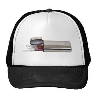 PortableCure091809 Trucker Hat