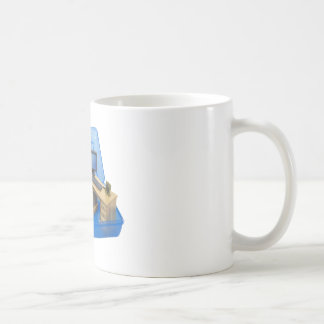 PortableOffice072709 Classic White Coffee Mug