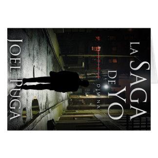 "Portada de ""Justicia Divina"" por Joel Puga Card"