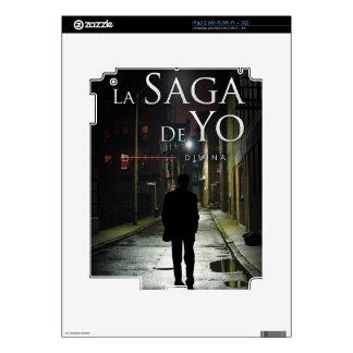 """Portada de """"Justicia Divina"""" por Joel Puga Decals For iPad 2"""