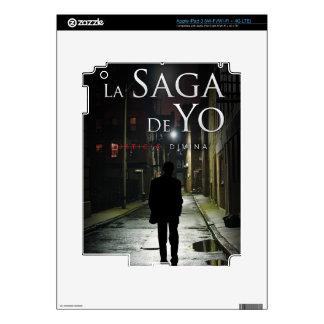 """Portada de """"Justicia Divina"""" por Joel Puga Decals For iPad 3"""