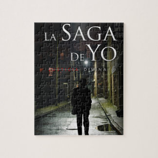 "Portada de ""Justicia Divina"" por Joel Puga Jigsaw Puzzle"