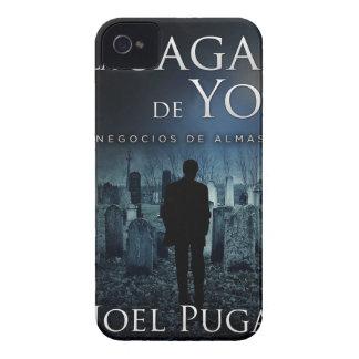 "Portada de ""Negocios de Almas"" por Joel Puga iPhone 4 Case"