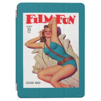 Portada de revista 10 de la diversión de la cubierta de iPad air