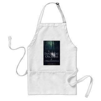 """Portada del libro """"Fantasías Oscuras"""" Joel Puga Delantal"""