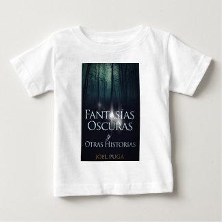 """Portada del libro """"Fantasías Oscuras"""" Joel Puga Remeras"""