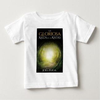 """Portada del libro """"La Gloriosa Raza de las Ratas"""" Baby T-Shirt"""