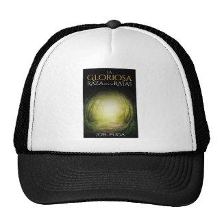 """Portada del libro """"La Gloriosa Raza de las Ratas"""" Trucker Hat"""