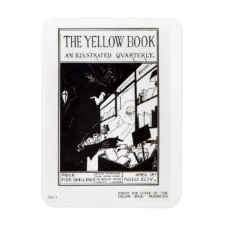 Portada del prospecto para 'el libro amarillo imanes rectangulares