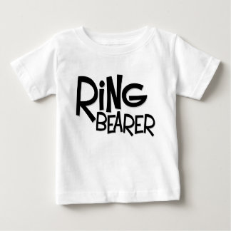 Portador de anillo del inconformista tee shirts