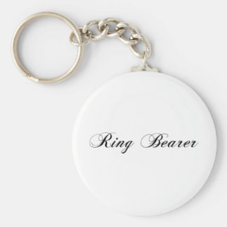 Portador de anillo llavero personalizado