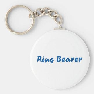 Portador de anillo llaveros