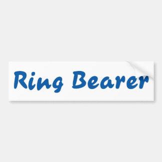 Portador de anillo pegatina para auto