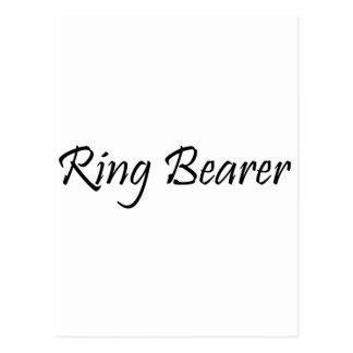 Portador de anillo postal
