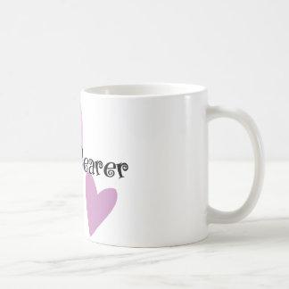 Portador de anillo taza de café