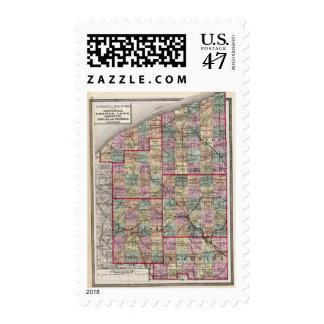 Portage and Trumbull Counties Postage