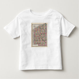 Portage and Trumbull Counties Toddler T-shirt
