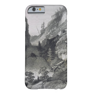 Portage in Hoarfrost River, August 19th, 1833, fro Barely There iPhone 6 Case
