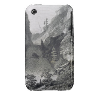 Portage in Hoarfrost River, August 19th, 1833, fro Case-Mate iPhone 3 Case