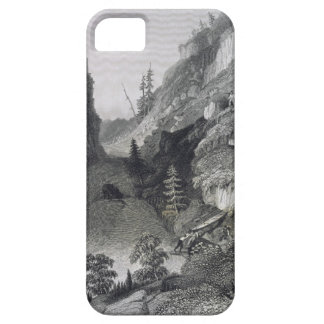 Portage in Hoarfrost River, August 19th, 1833, fro iPhone 5 Cover