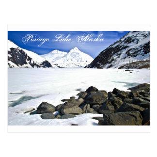 Portage Lake, Alaska, U.S.A. Postcard